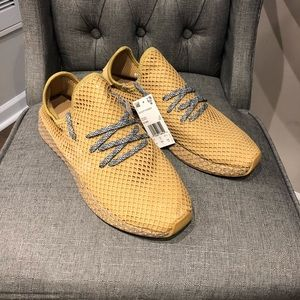 Adidas Deerupt Runner Raw Sand - Brand New